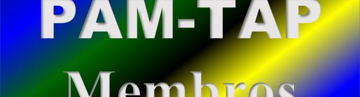 Pedido de Nova Senha Membros PAM-TAP
