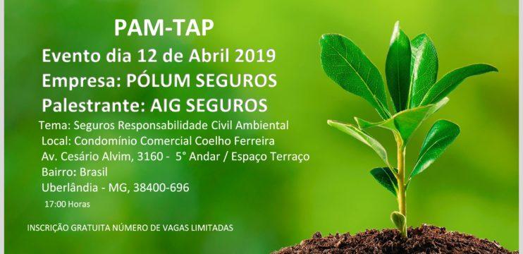 Evento Pólum Seguros 12 de Abril 2019 as 17:00 Lembrete