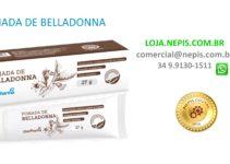 Picada de Insetos – Pomada de Belladonna Uberpharma