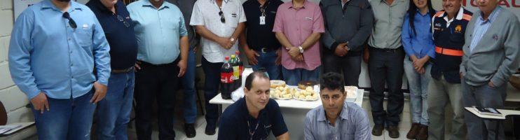 Sétima Reunião PAM-TAP Total Brasil
