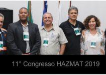 Certificado 11° Congresso HAZMAT 2019 – Uberlândia MG