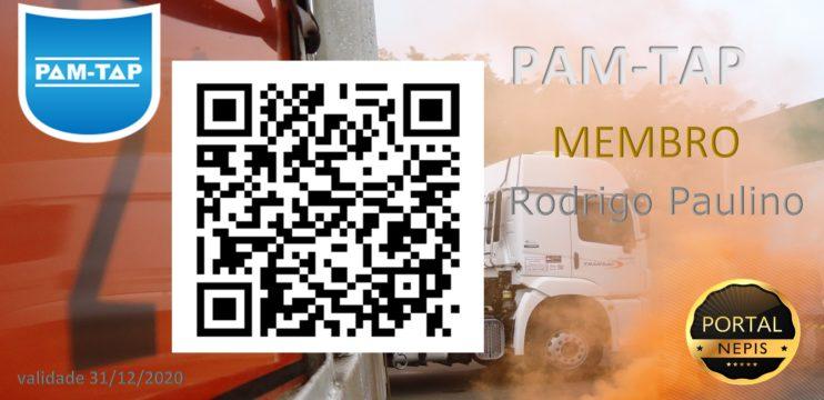 Carteira Digital  Membros PAM-TAP