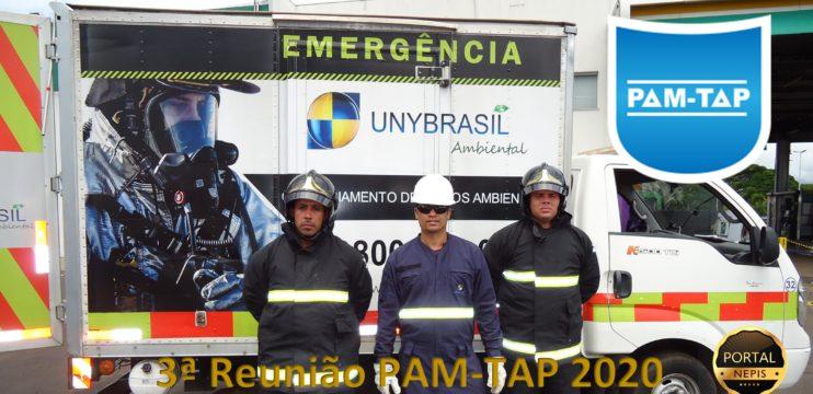 Protegido: 3ª Reunião PAM-TAP 2020 UnyBrasil