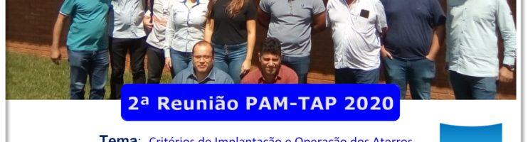 Reunião PAM-TAP Salto Soluções Ambientais