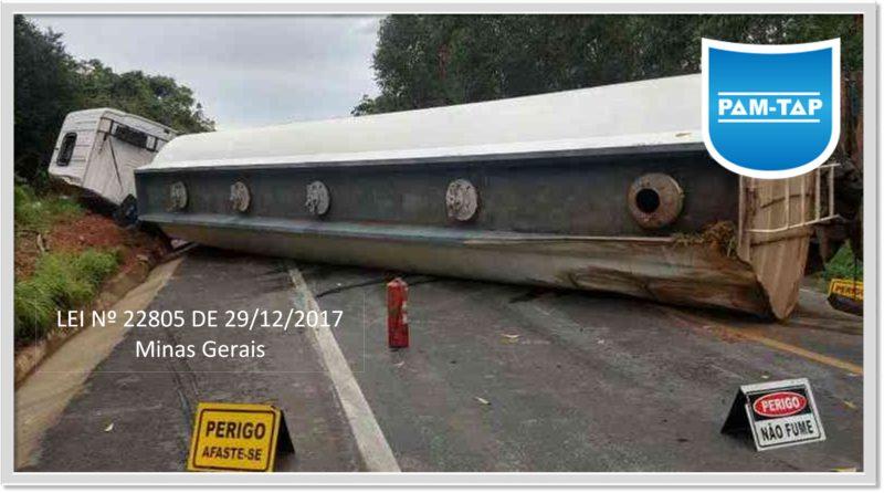 Lei Que Regulariza Acidentes No Transporte De Produtos Perigosos Em Minas Gerais